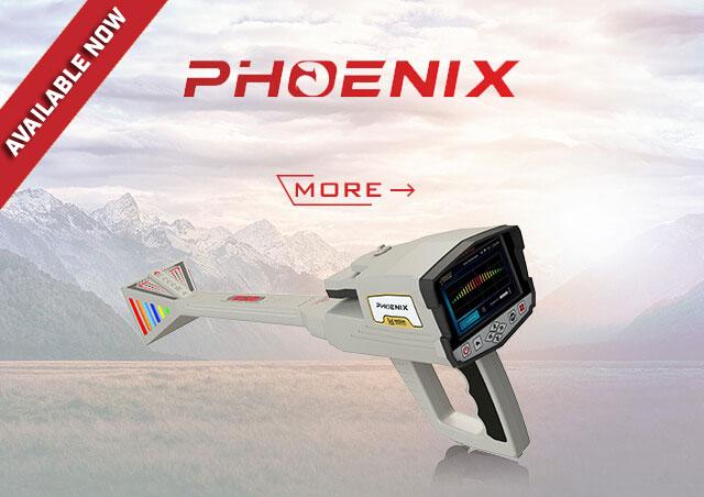 phoenix metal detector